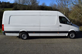 EXRA LONG WHEEL BASE VW CRAFTER