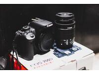 Canon EOS 700D T5i & 18-55MM STM Kit