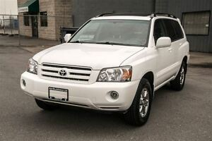 2007 Toyota Highlander V6 Leather Loaded Only 105, 000miles - Co