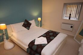 **Stunning furnished 1 Bedroom in central Newcastle - all bills, maid service, wifi included!