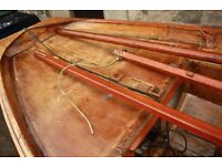 classic mirror dinghy complete on trailer,offers considered