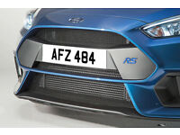 AFZ 484 Dateless Personalised Number Plate Audi BMW Volvo Ford Evo Honda Toyota Kia GTI M3 RS