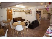 Established Coffee Shop for sale in Bourton-on-the-water