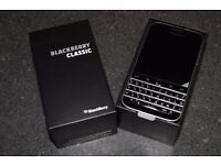Classic Blackberry bought 01 July 2016 Brand new - BBM and much more