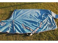 *FAL PRO SLUMBERDOWN LIGHTWEIGHT/NO FILL 6'6 TURNOUT RUG*