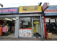 Retail to rent, High Street, Southall, UB1