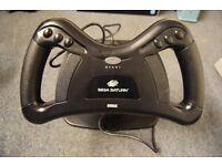 Sega Saturn official wheel - brand new unused