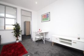 Studios - One Bed - Apartments - Brand New - Fully Furnished - Close to Station - Shipley