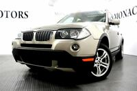 2007 BMW X3 3.0I AWD LUXURY PACKAGE