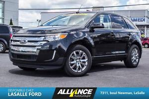 2012 Ford Edge LIMITED /AWD /CUIR / GR,ELECT /BACKUP CAMERA