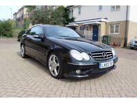 Mercedes-Benz CLK 2.1 CLK220 CDI Sport 2dr