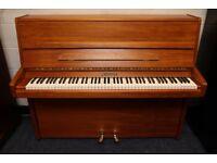 Knight K10 (Slimline) Upright Piano + Stool - Sykes & Sons Pianos