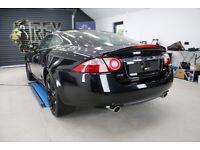 Jaguar, XK, Coupe, V8, Midnight Black, Semi-Auto, 4196 (cc), 2 doors