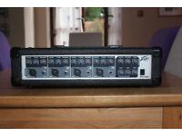 Peavey 100 watt pa amp/mixer PVi4B