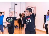 Contemporary Dance Class by DanceWest