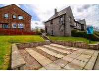 4 Bedroom - (133sq m) Double Upper Flat for Sale - 79 Corthan Crescent, Kincorth. Aberdeen.