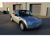 MINI COOPER 1.6L (04) (IMMACULATE CONDITION) (FULL 12 MONTHS MOT!!)