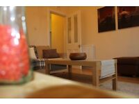 2 x Double bedroom beautifully presented and newly decorated fully furnished south side flat