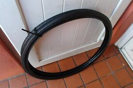Roadster Bicycle Tyres 26 x 1 3/8 Fast Tread Pattern For Road and Cycle Track Pair New Tyres £15