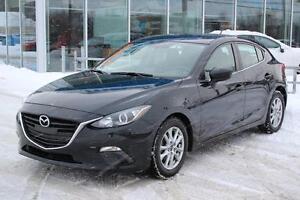2015 Mazda Mazda3 GS*MAN*AC*BLUETOOTH*CAM RECUL*CRUISE*AUX*GR EL