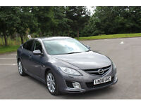 MAZDA 6 SPORT 2.0D 6 SPEED MANUAL New MOT Swap or px considered