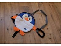 Toddler Backpack Reins Penguin Rucksack Safety Harness Walkers School Bag