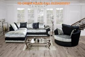 NEW MAX DIAMOND CORNER SOFA OR 3+2 ON SPECIAL OFFER