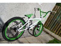 Blank Cell BMX Bike