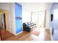 2 BEDROOM FLAT TO RENT STRATFORD