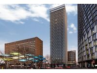 Brand new 2 bed apartment available opposite Stratford Station and Westfield, Available now-TG