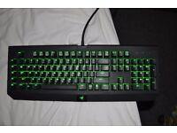 Razer Blackwidow Ultimate Mechanical Keyboard