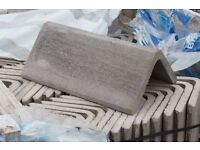 Bradstone Conservation Ridge Units in Light Weathered Buff NEW Several Available