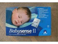 Baby sense 2 sensor movement monitor