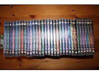 STARGATE DVDS 1-31