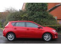Toyota Auris ICON VALVEMATIC (red) 2014-01-20