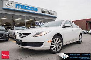 2012 Mazda MAZDA6 GS-I4 MAZDA CERTIFIED PREOWNED FINANCE 0.9%