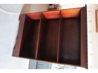 Mahogany wood Bookcase