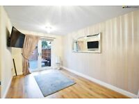 Your own house! Off street parking and a private garden. Fully furnished and spacious! Available now
