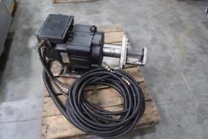 Yaskawa AC Spindal Motor (11451)
