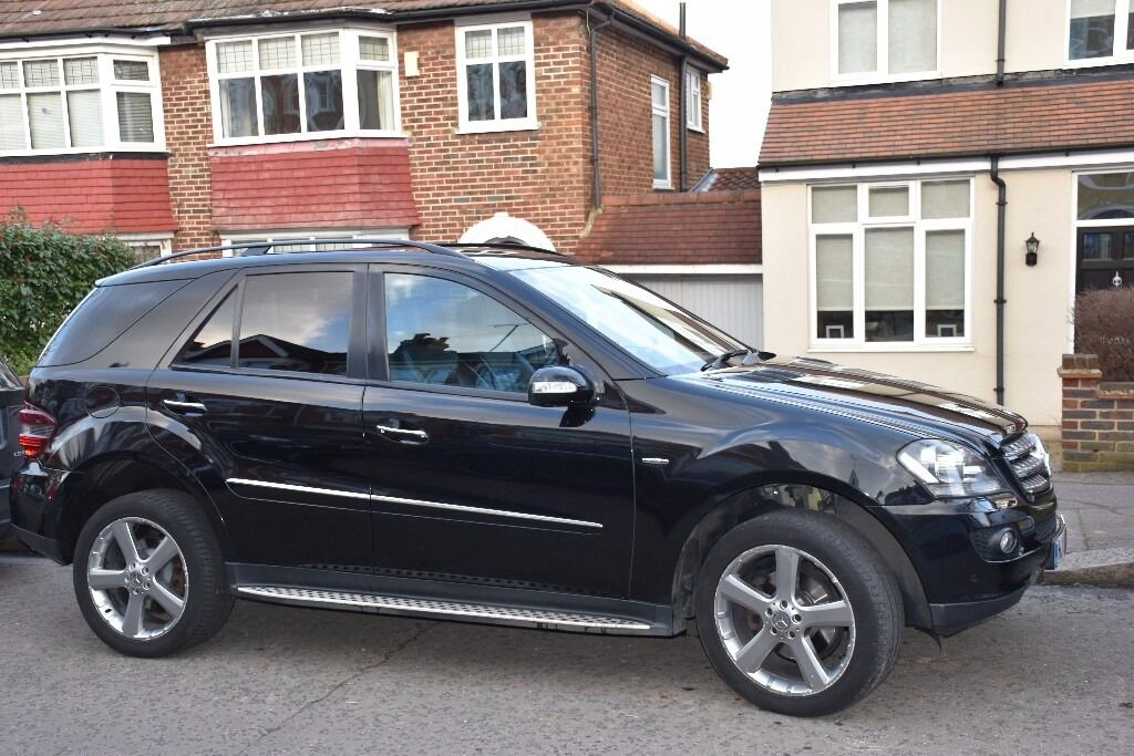 mercedes ml 320 cdi edition 10 2008 deisel automatic in woodford green london gumtree. Black Bedroom Furniture Sets. Home Design Ideas