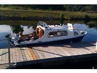 Freeman 22 Mk1 Cabin Cruiser