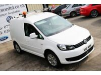 2015 VOLKSWAGEN CADDY 1.6 TDI 101BHP C20 STARTLINE 1d (FINANCE & WARRANTY)