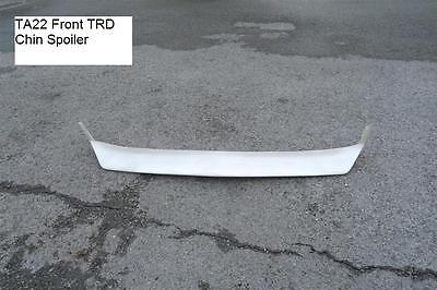 Used, For JDM Celica TA22 front Chin spoiler lip wing toms air dam ra21 ra20 70-77' for sale  Shipping to Canada