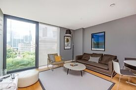 ULTRA MODERN 2 bed/2 bath apartment! NEO Bankside - Furnished - Gym - Only £725 PW