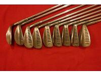 Tiger Shark Irons