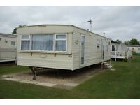 Caravan - *reduced*accessible 6 berth static in Chapel St. Leonards Golden Palm Resort