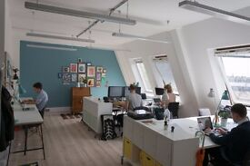 Friendly Shared Deskspace for Creatives / N4 Finsbury Park