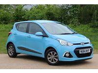 Hyundai I10 1.0 Premium 5dr 2014