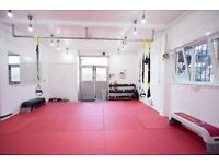 Boutique training and workshop space for hire, Broadway Market, Hackney, East London, E8