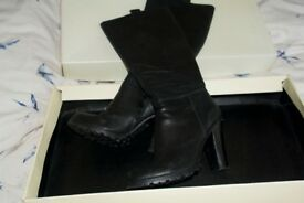 Next leather boots size 5